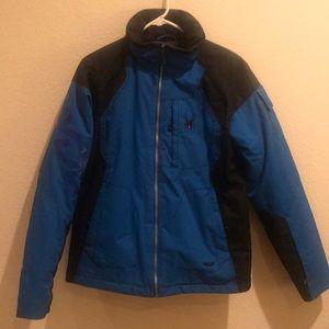 Kids spyder jacket size 16